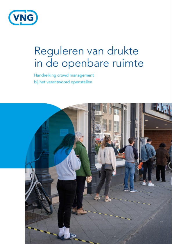 Regulieren van drukte in de openbare ruimte